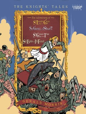 cover image of The Knights' Tales Collection